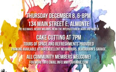 New youth centre poised to open doors — December 8