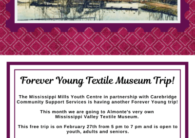 Forever Young Nature Museum Trip