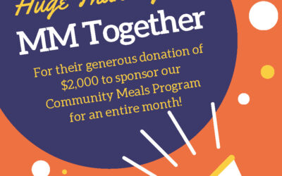 Thank You To MM Together For Your Support!