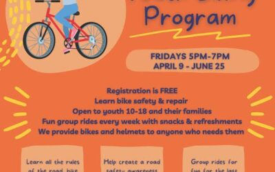 Bike Program: inviting youth and their families!