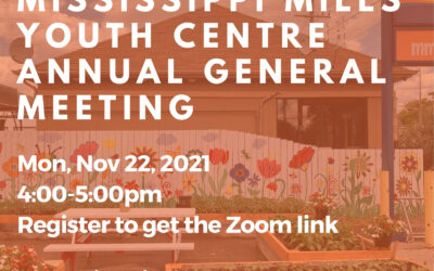Please Join Us For Our AGM